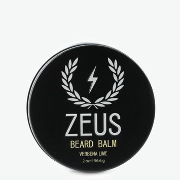Zeus Beard Balm Conditioner, Verbena Lime, 2 oz.