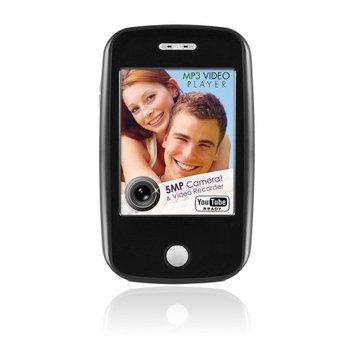 Xo Vision EM604VID Ematic 4GB Video/Mp3 Play Black