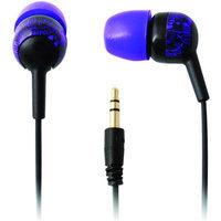iFrogz Earpollution Crew in Ear Headphones / Grape