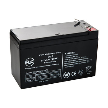 Liftmaster Mega Arm 12V 7Ah UPS Battery - This is an AJC Brand® Replacement