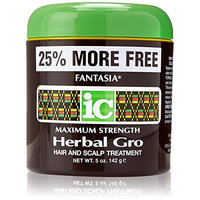 FANTASIA IC MAXIMUM STRENGTH HERBAL GRO TREATMENT 5 OZ
