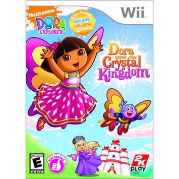 Take-two Dora the Explorer: Dora Saves the Crystal Kingdom (used)