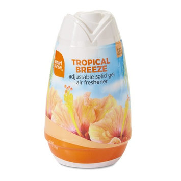 Smart Sense Tropical Breeze Adjustable Solid Gel Air Freshener
