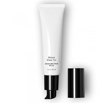 Beauty Deals Mineral Sheer Tint SPF 20 Tinted Moisturizer