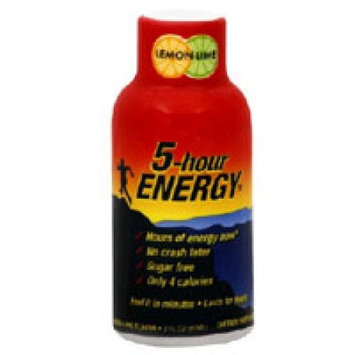 5 HOUR ENERGY DRINK LEMON-LIME