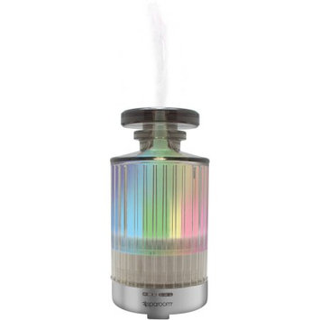 Sparoom Radiance Acrylic Ultrasonic Oil Diffuser With Dramatic Lighting And Strong Therapeutic Mist For Aromatherapy
