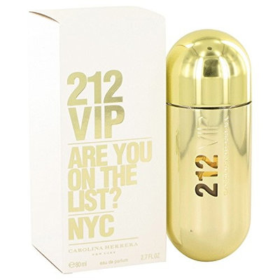 Càrolina Herrèra 212 Vïp Perfûme For Women 2.7 oz Eau De Parfum Spray +FREE VIAL SAMPLE COLOGNE