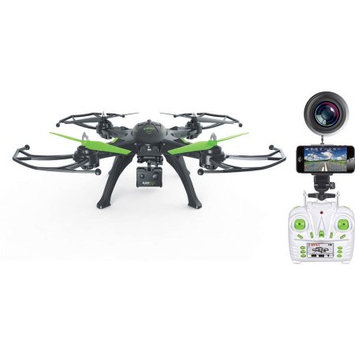 Force Flyers 2.4G RC Drone with GPS and 720P wifi FPV Camera