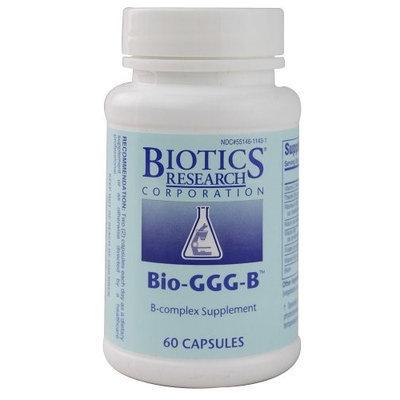 Biotics Research Bio-GGG-B 60 Capsules