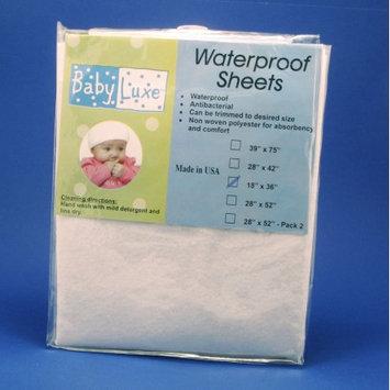 BabyLuxe Waterproof Bassinet & Cradle Sheet