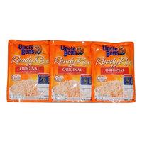 Uncle Ben's Ready Rice, Original Flavor, 8.8-oz Bag (Pack of 3)
