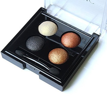 Fenleo Pearl Glitter Baked Eyeshadow Palette Eye Shadow Powder Cosmetic Makeup 4 Colors Available