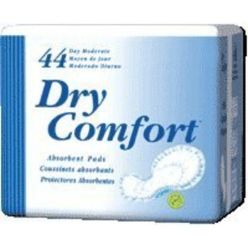 Dry Comfort Pad, Day, Moderate, 23 X 10 X 9 X 5