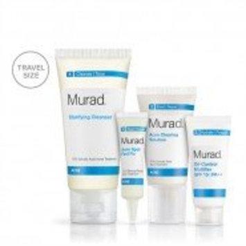 Murad 30 Day Acne Starter Kit, 4 Count