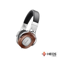 Denon - Music Maniac Over-the-ear Headphones - Wood