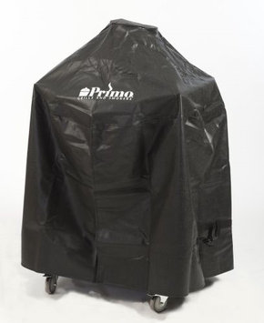 Primo Ceramic Grills Grill Cover for Oval JR 200 in Cradle