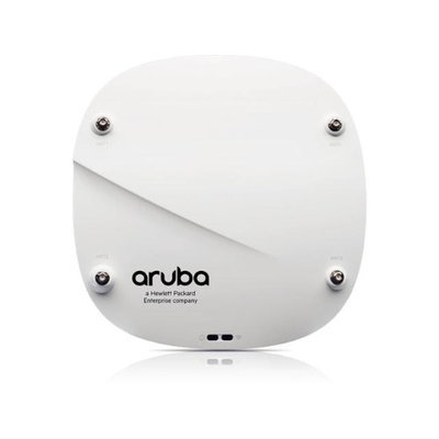 Aruba Networks AP-334 IEEE 802.11ac 2.50 Gbit/s Wireless Access Point - 2.40 GHz, 5 GHz - 4 x External Antenna(s) - MIMO Technology - Beamforming Technology - 2 x Network (RJ-45) - USB - PoE, AC Adapter - Ceiling Mountable