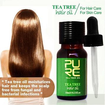 Gallity Tea Tree Hair Oil Hair Treatment For Dry And Damaged Hair Moisturizes Hair