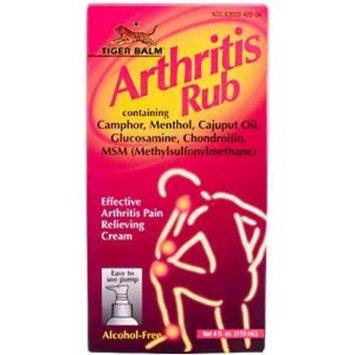 Arthritis Tiger Balm Rub By Tiger Balm - 4 Oz