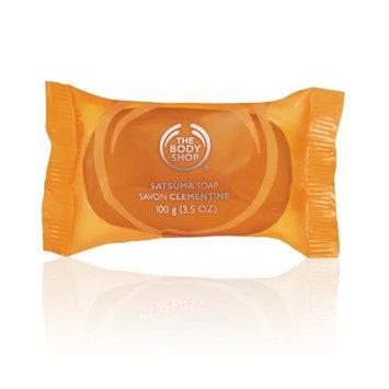 The Body Shop Satsuma Soap, 3.5 Ounce