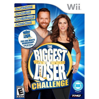 Thq 30367 The Biggest Loser Challenge Wii