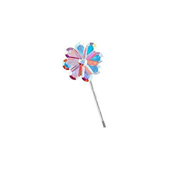 Candra Crystal Small Flower Hair Pins