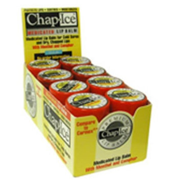 OraLabs 572-16-S ChapIce Lip Balm Jar - Pack of 16