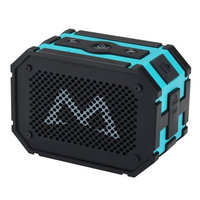 Coutlet Llc Mpow FreeBang Waterproof Wireless Dual 5W Speaker with 4400mAh Extral Power Bank, Stereo Sound, Powerful Bass Smartphones