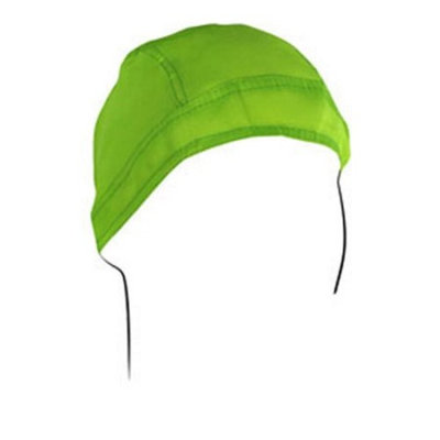 FLYDANNA®, POLY/COTTON, HIGH-VISIBILITY LIME