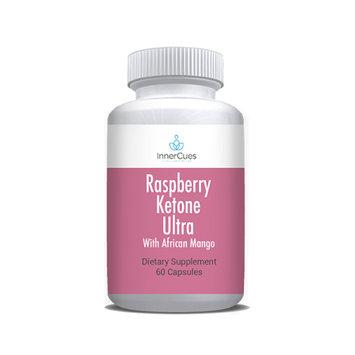 InnerCues Raspberry Ketone Ultra 600mg - 60 Caps