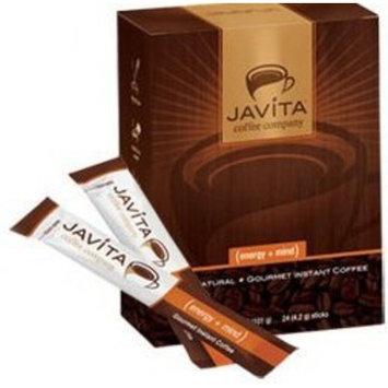 Javita (energy + mind) Gourmet Instant Coffee