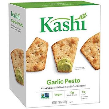 Kashi Whole Grains Pita Crisps 7.9oz (Garlic Pesto)