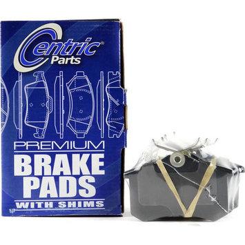 Centric Brake Pad Set, #105-10870