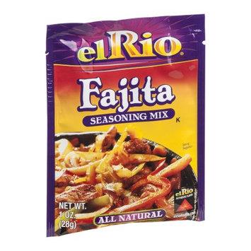 El Rio Fajita Seasoning Mix, 1 OZ (Pack of 10)