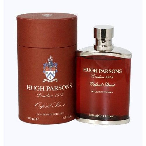 Hugh Parsons Oxford Street Eau De Parfum Spray for Men, 3.4 Ounce