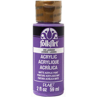 Folk Art Acrylic Paint 2Oz-Lavender