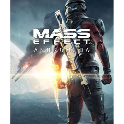 Electronic Arts Mass Effect Andromeda - PC Game - Email Delivery