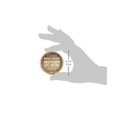 30-count EKOCUPS Organic & Fair Trade Gourmet Coffee Single Serve Cups for Keurig K Cup Brewer Variety Pack Sampler