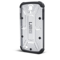 URBAN ARMOR GEAR Case for Samsung Galaxy S4, Black [Black, Standard Packaging]