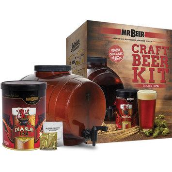 Mr. Beer 40-20944-00 Diablo IPA Craft Beer Making Kit