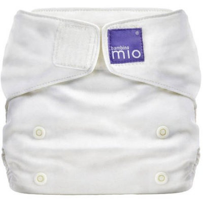 Bambino Mio MioSolo All-in-One Nappy Cover - Marshmallow