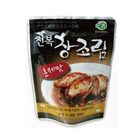Gangwon, Badabon, Steamed abalone with soy sauce 120g, Smoky