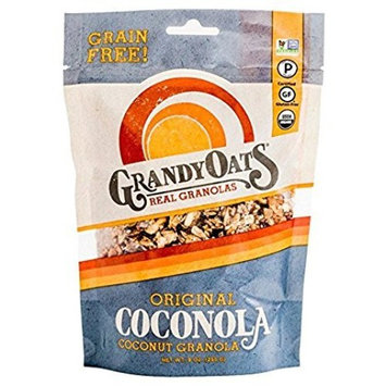 Grandyoats, Organic Granola, Original Coconola, 9 Oz