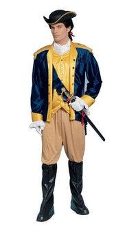 Franco American Novelty Company Llc Franco American Novelty 49330 Patriot Costume - Standard