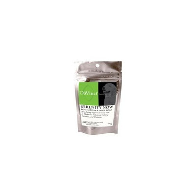 DaVinci Labs Serenity Now For Medium And Large Dogs, 60 Chews