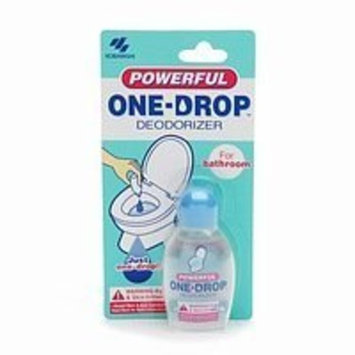 (Two-Pack) One-Drop Concentrated Deodorizer (2 x 0.67 oz): Health & Personal Care