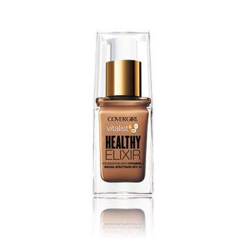 Olay Covergirl Vitalist Healthy Elixir Foundation 757 Golden Tan - 1oz