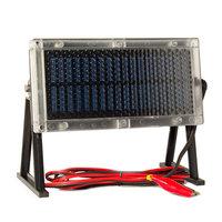 6V Solar Panel Charger for 6V 8.5Ah Elgar SPR-401 SLA Battery