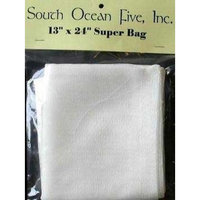 South Ocean Five Inc South Ocean Five AOF02413 24 in. x 13 in. Ocean Super Bag