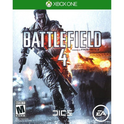 Electronic Arts BattleField 4 Xbox One Video Game EA